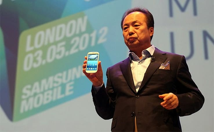 Samsung mobile head confirms 4-inch Galaxy S III mini announcement tomorrow