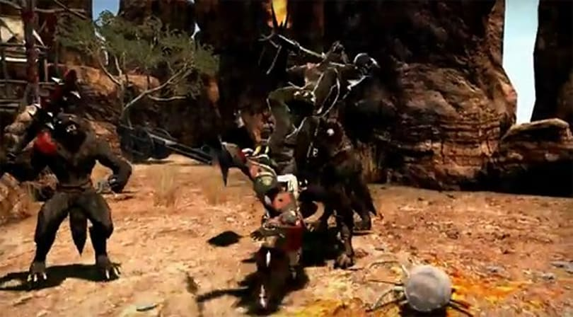 Nexon Europe gearing up for Vindictus closed beta