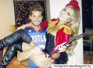 Paulina Gretzky's Sexiest Halloween Costumes