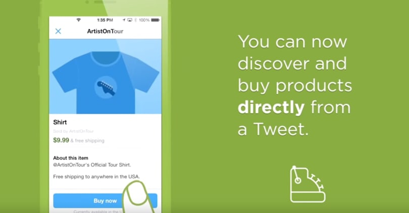 Twitter reportedly disbands Commerce team behind its Buy button