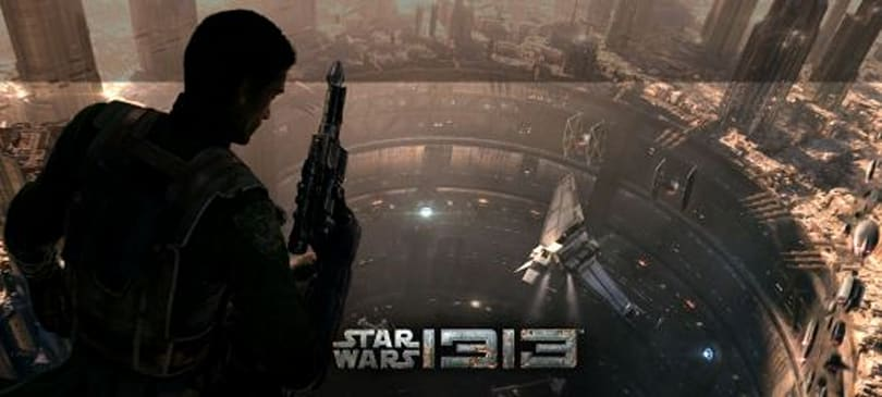 Star Wars 1313 offers a peek into our very pretty future