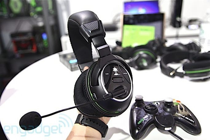 Turtle Beach XP400 wireless gaming headset hands-on