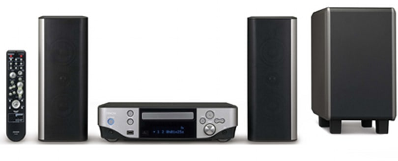 Denon offers up Smart S-302 / S-102 systems
