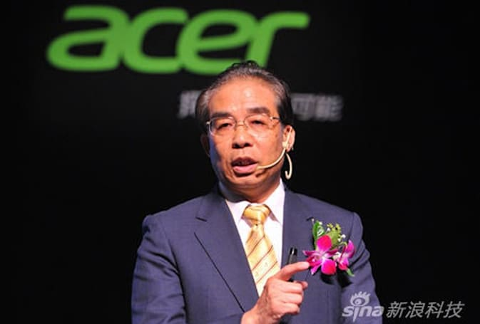 Acer exec warns Microsoft may eat 'hard rice' with its Surface tablet