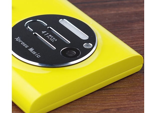 Lumia 1020 KIRF swaps PureView camera for '41-megaplxel' audio