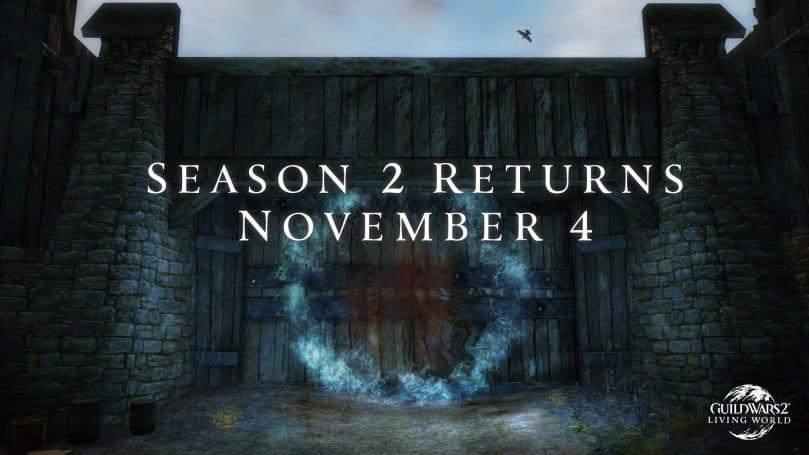 Guild Wars 2's living story season resumes in November