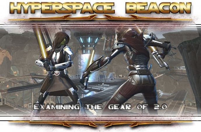 Hyperspace Beacon: Examining the gear of SWTOR 2.0