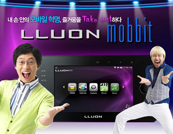 Trigem's $500 LLUON Mobbit MID goes on sale, wackiness ensues