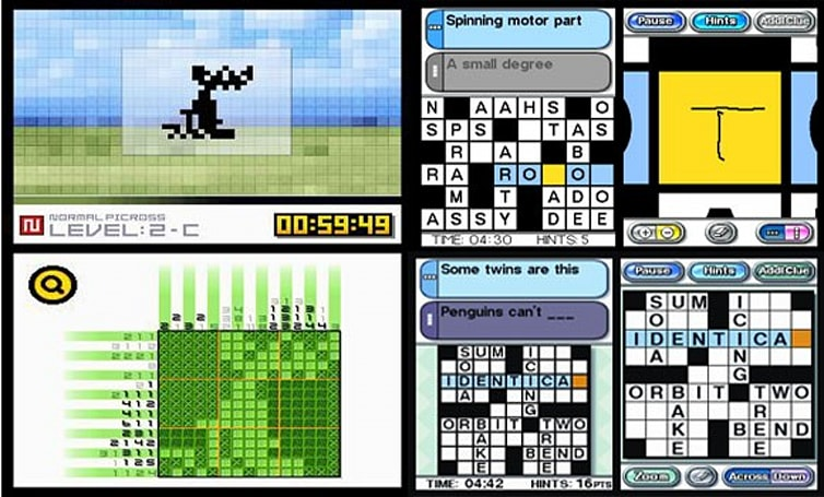 Swag Saturday: Picross and CrossworDS (DS) [update]