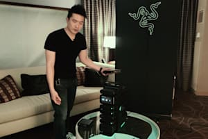 Razer Reveals Project Christine