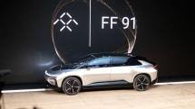 Faraday Future、初の量産EV「FF91」を発表。航続距離約608km、加速も高級スポーツカー並み