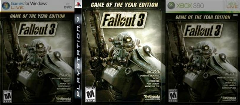 Bethesda now testing fix for Canadian Fallout 3 GOTY issues