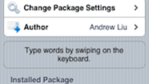 Unofficial Swype port makes its way to iOS, slides in via Jailbreak radar