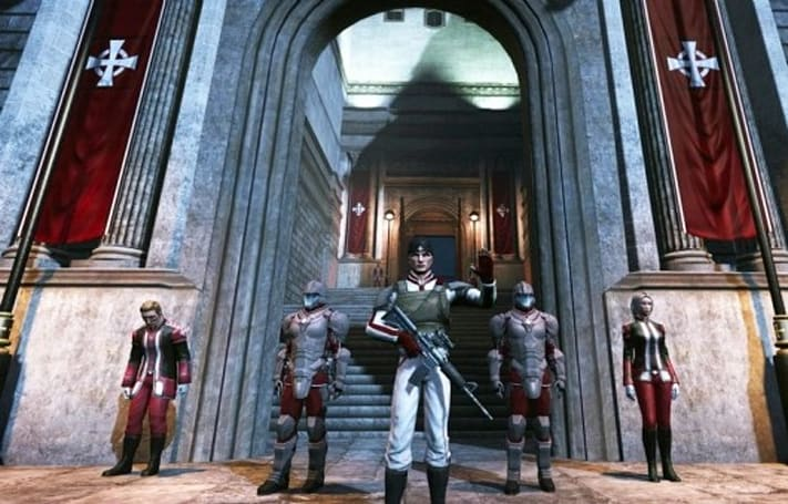 Week of the Templars storms The Secret World