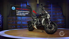 Ducati XDiavel S throws a devilish punch