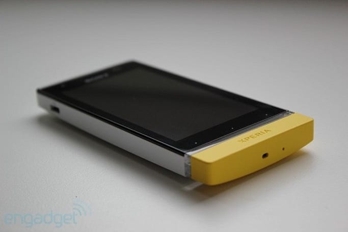 How would you change Sony's Xperia U?