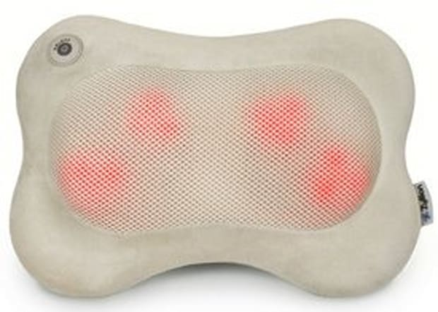Shiatsu Massage Pillow with Heat (3 colors)