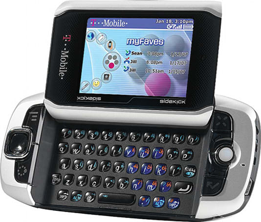 Sidekick ID, myFaves support to shore up Danger on T-Mobile