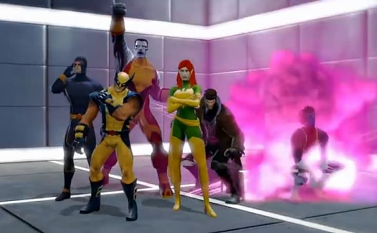 Marvel Heroes begins Mac open beta
