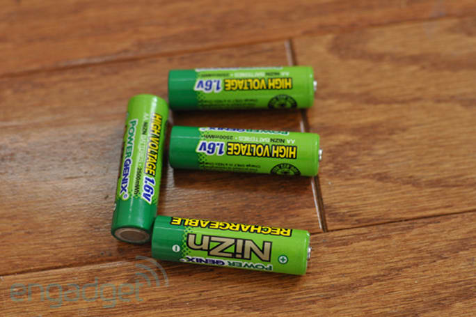 PowerGenix NiZn rechargeable AA batteries: finally, some cells worth buying