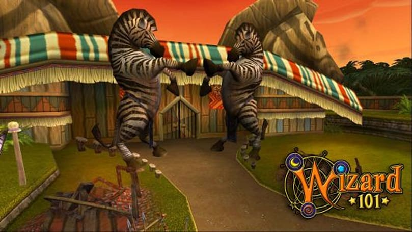 Wizard101 introduces Zafaria and Grub Guardian minigame