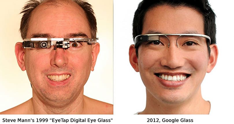Editorial: Engadget on EyeTap, Project Glass and the future of wearable cameras