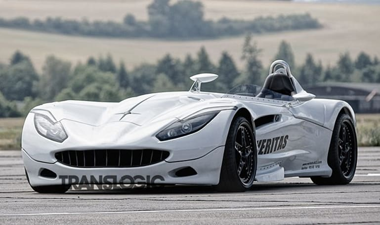 Veritas RSIII Roadster Hybrid melds plug-in tech with 600HP