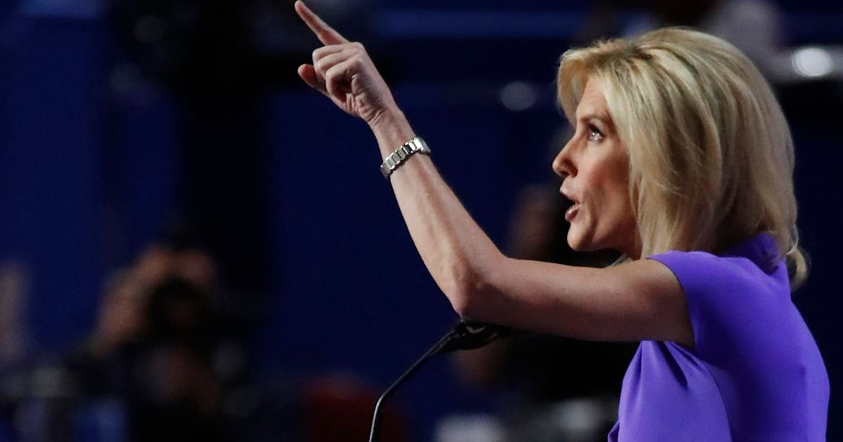 Laura Ingraham Considering Run For Senate In Virginia