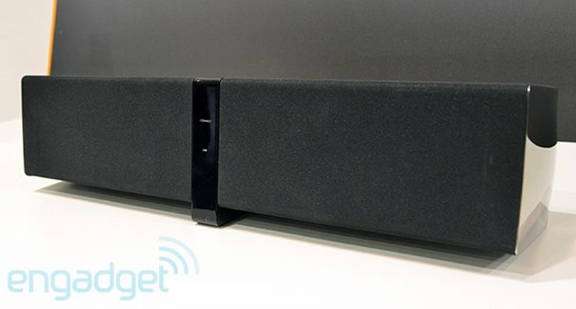 Creative's D5XM self-calibrating modular wireless speaker gets previewed at IFA (video)