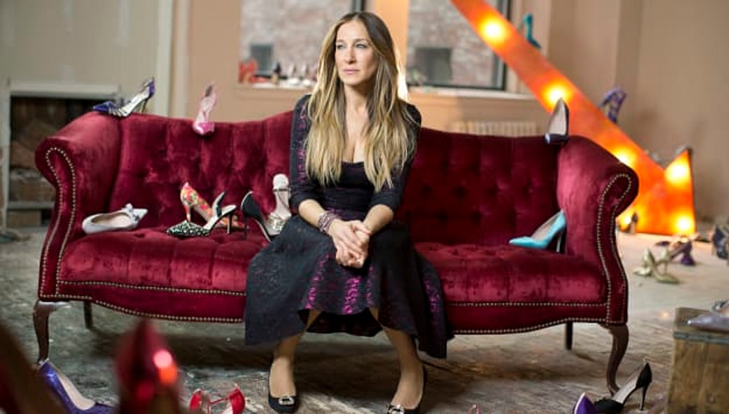 SJP's footwear collection on now available on Zappos Couture