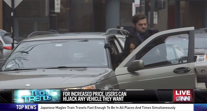 Uber Seize parody is more 'Grand Theft Auto,' less ridesharing
