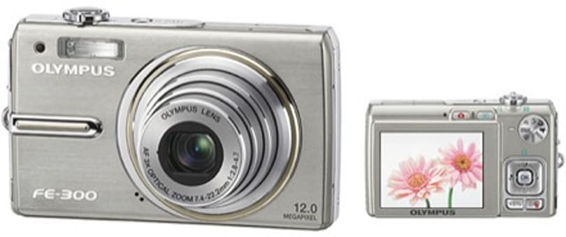 Olympus' FE-Series of shooters detect smiles, not snark