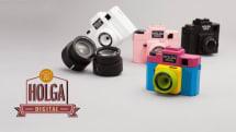 トイカメラのHolgaがデジカメに参入!『Holga Digital』 2016年1月発売。実売9800円
