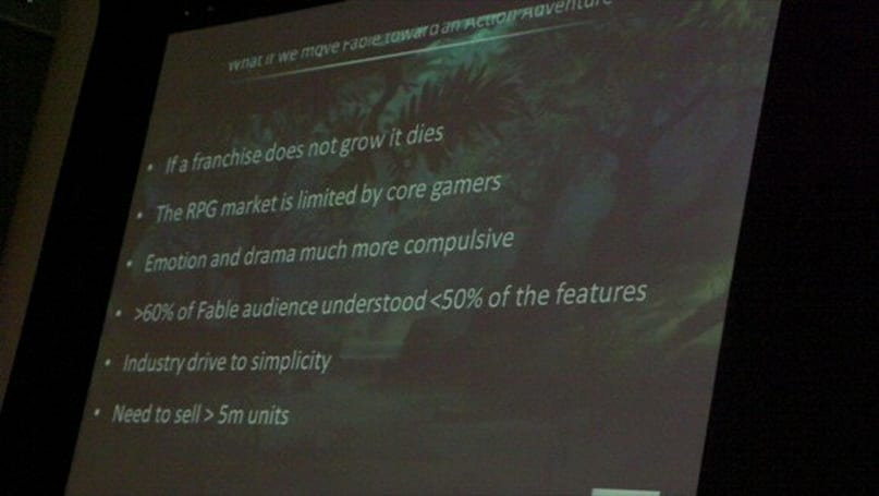 Fable 2 sold 3.5 million copies, Lionhead 'needs' 5 million for Fable 3