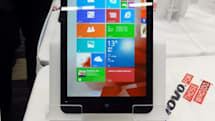 レノボ ThinkPad 8国内発表、8.3型WUXGA液晶のWindowsタブレット。個人向けモデルは31日発売