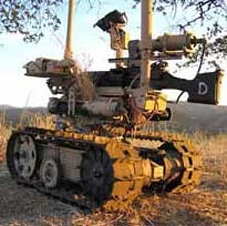 Army brings armed robots home from Iraq over control issues