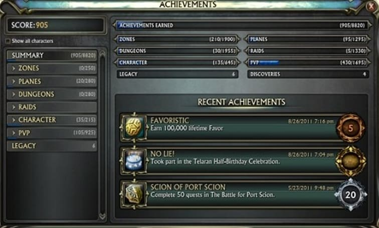 Soapbox: In defense of achievements