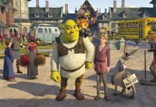 Shrek the Third's HD DVD special features revealed