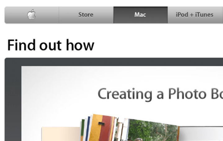 "Apple posts ""Find out how"" tutorials"