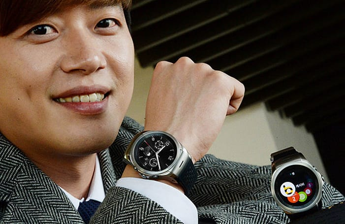 LG's Watch Urbane LTE will soon be available in South Korea for $590