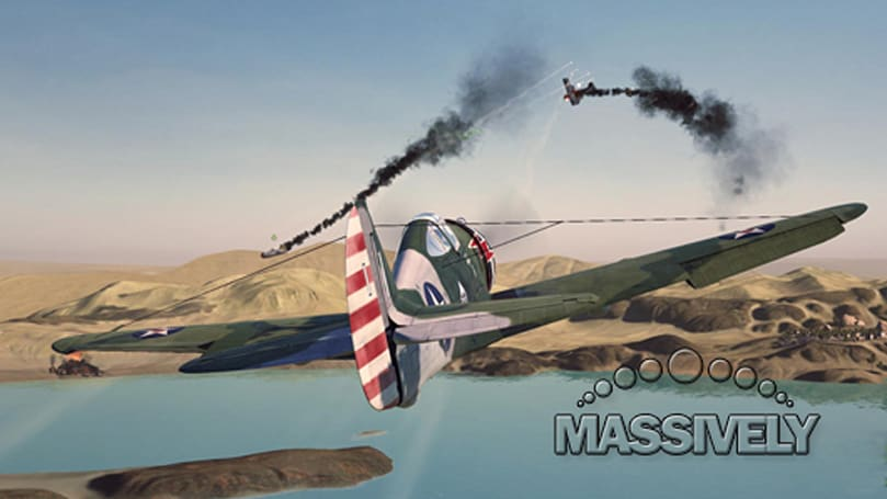 Ship-spinning perfected: Hands-on with World of Warplanes' launch