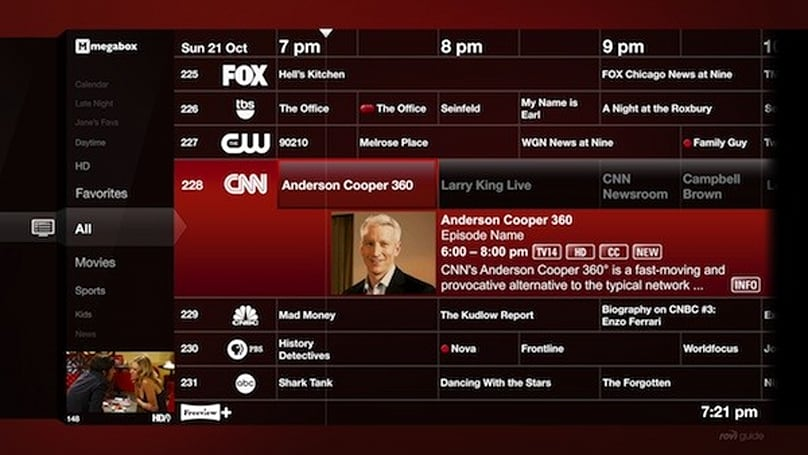 Rovi introduces latest cable guide that you'll never see