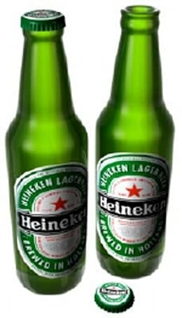 Heineken to track shipping containers via GPS