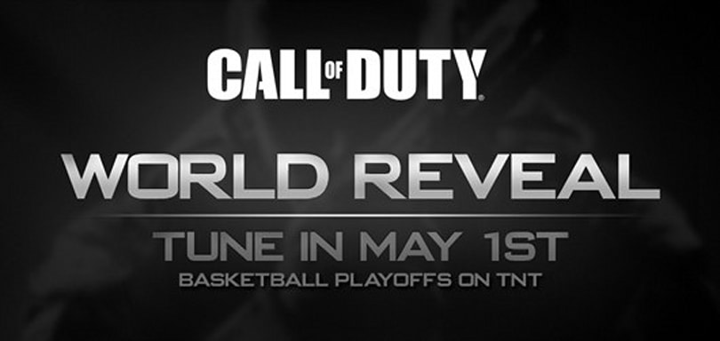 New Call of Duty set for world reveal during NBA playoffs on May 1