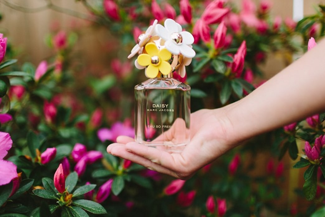 Treat yourself to spring's freshest fragrance