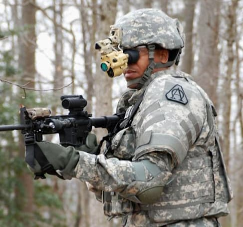 DARPA aims to make soldier of tomorrow impervious to sneak attacks with 360 degree vision