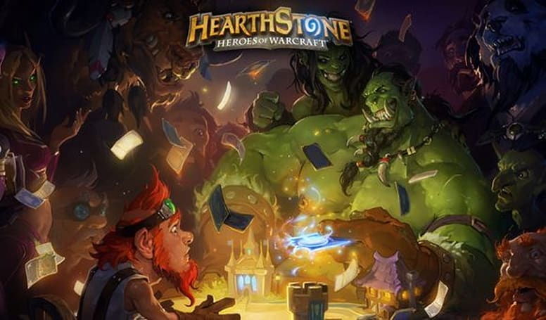 Hearthstone live stream scheduled for July 26