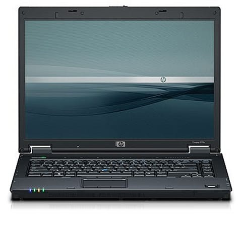 HP Compaq adds Penryn to 8510p, 8510w, 8710p and 8710w laptops