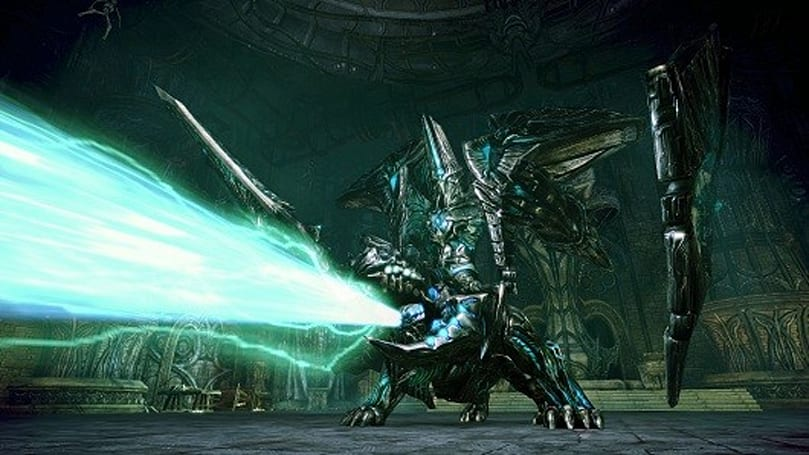 TERA chronoscrolls to be made available via Amazon