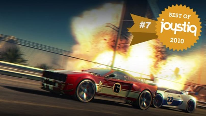 Joystiq Top 10 of 2010: Split/Second